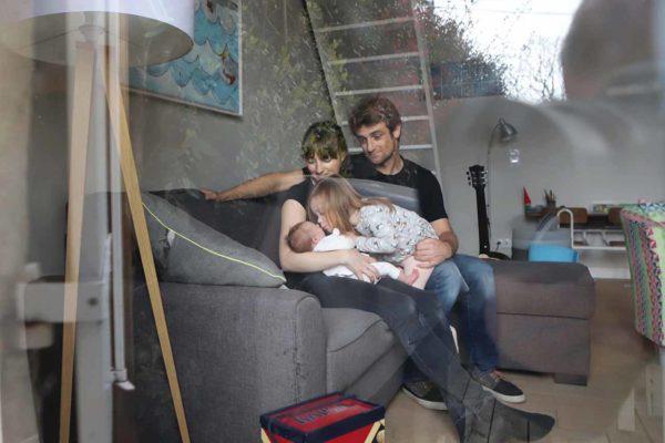 Reportages Photo naissance famille photographe bébé bordeaux gironde
