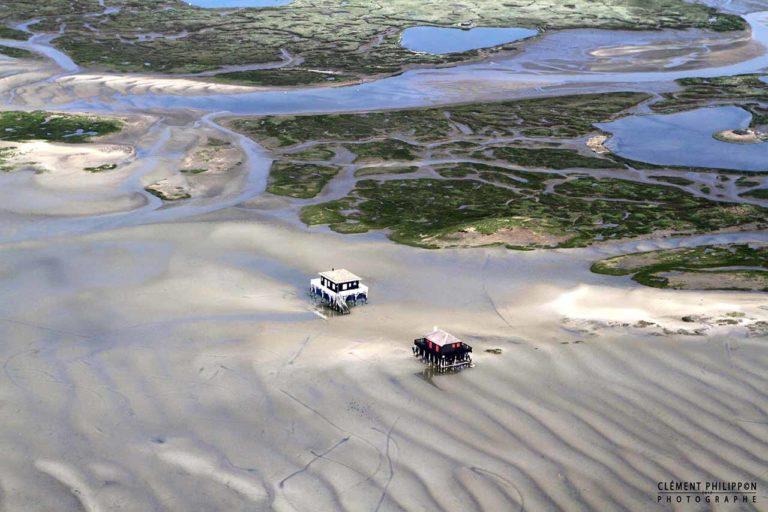 Sortie aérienne au dessus du Bassin d'Arcachon – C.Philippon