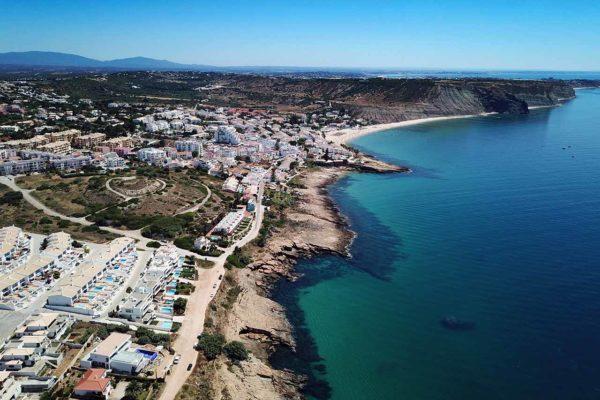 portugal algarve faro sagres portimao beliche surf lagos bordeira zavial praia da luz vacances clement philippon