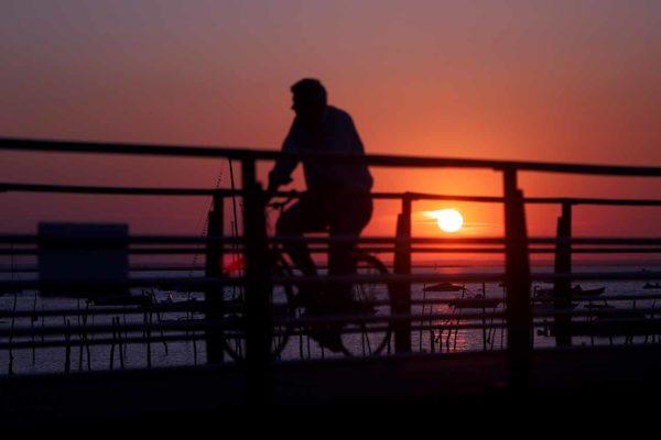 Photographe bassin d'arcachon cap ferret photo sunrise gironde