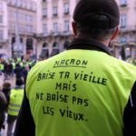 manifestation gilets jaunes Bordeaux Clement Philippon