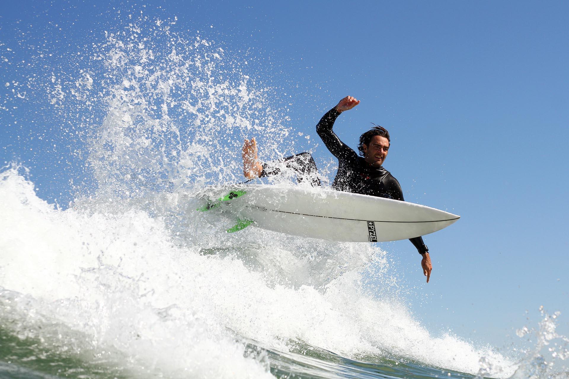 Photographe Surf Cap Ferret Bordeaux Clément Philippon
